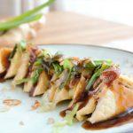 Chinees gebakken tofu met oestersaus (c) mevryan.com, Aziatische recepten