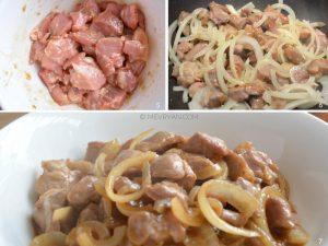 Schouderkarbonade Worcestershire saus