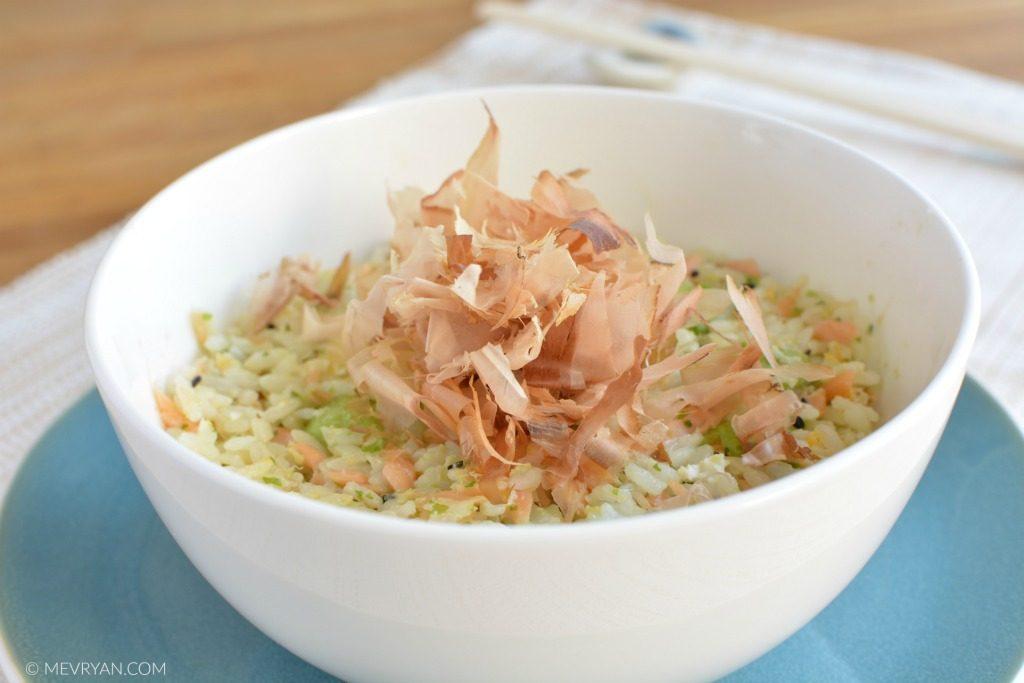 Recept met Japanse sushirijst (c)
