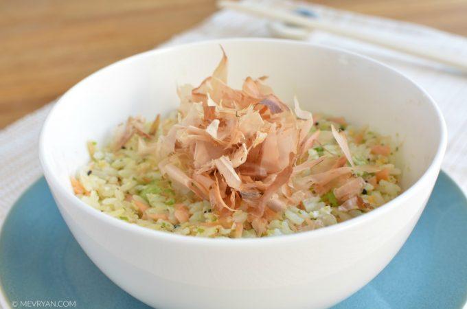 Recept zalmgerecht met de rijstkoker