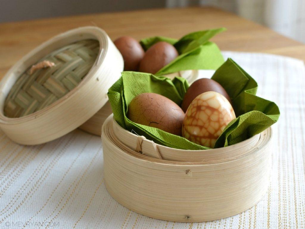Chinese thee eieren © MEVRYAN.COM