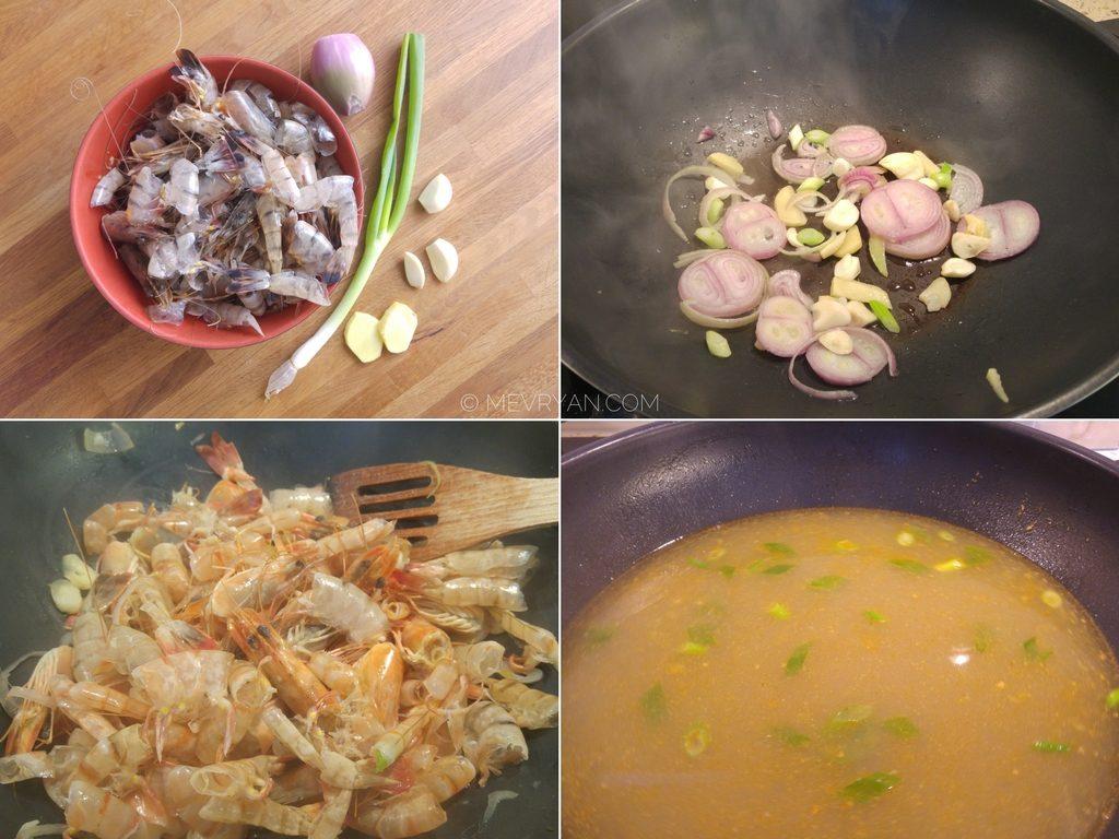 Wonton soep - instructie