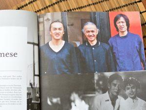 Foto auteurs kookboek Hanoi Saigon