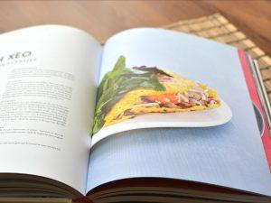 Foto uit het kookboek Hanoi Saigon
