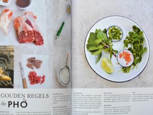Foto review kookboek Hanoi Saigon