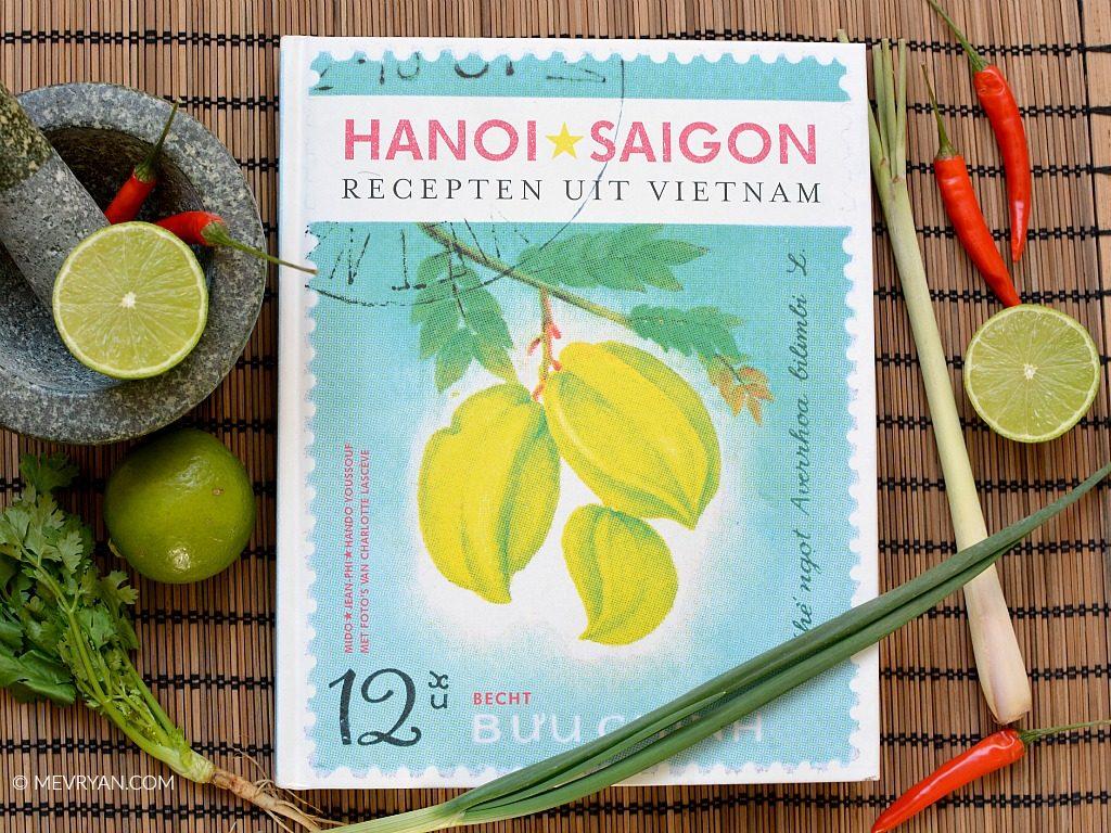 Foto kookboek Hanoi Saigon