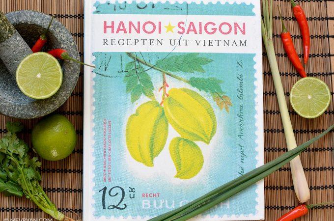 Review kookboek Hanoi Saigon