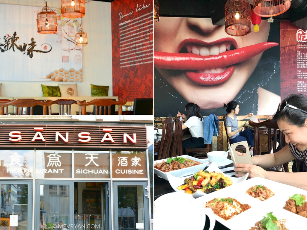 Foto Sichuan restaurant SānSān, Rotterdam © MEVRYAN.COM