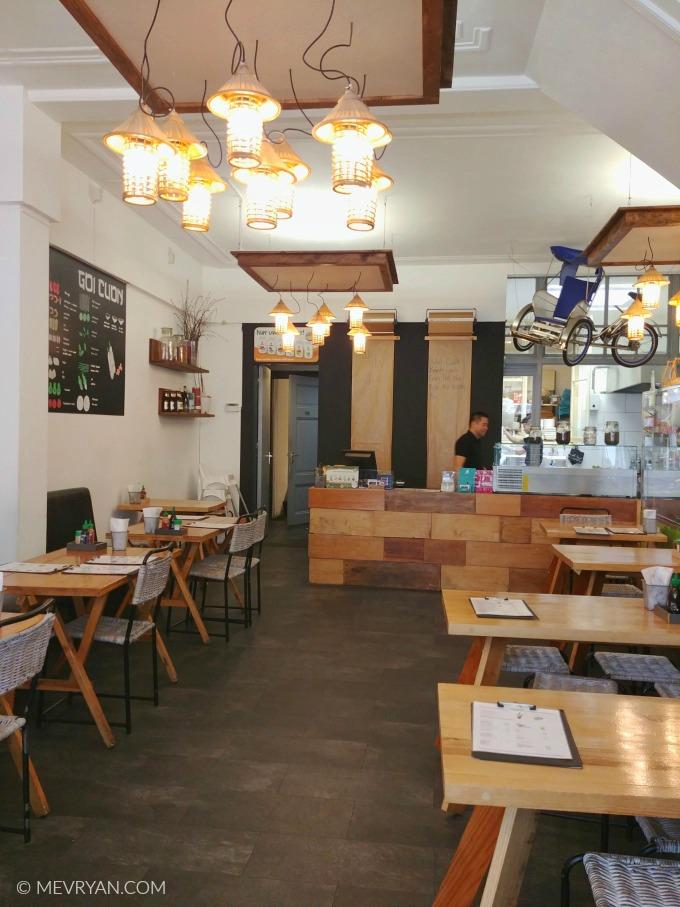 Foto interieur Vietstreet in Den Haag