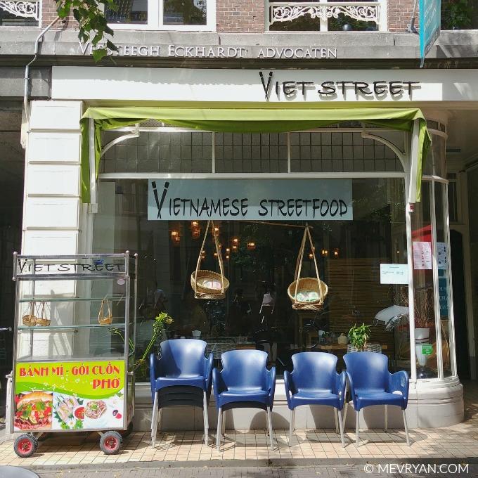Foto Vietnamees restaurant Vietstreet in Den Haag. © MEVRYAN.COM