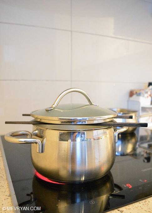 Foto kooktip Chinese congee maken © MEVRYAN.COM