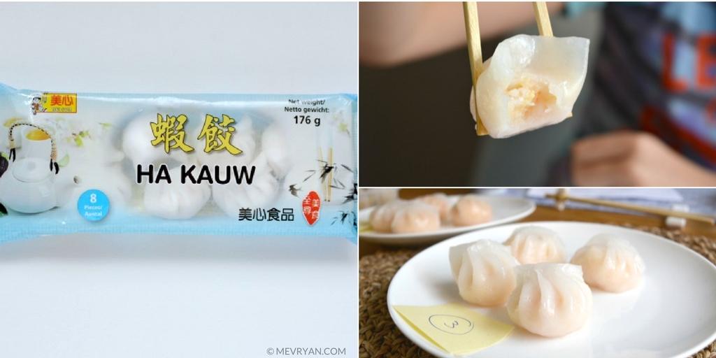 Foto Ha kauw dim sum van Mei Sum. Food blog © MEVRYAN.COM