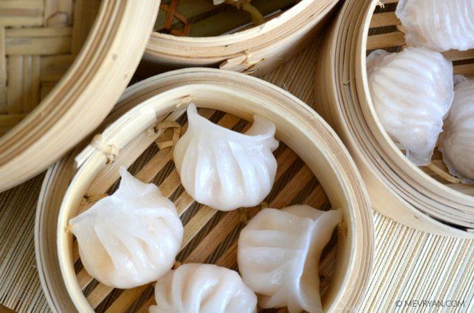 Foto Ha kau dim sum. Food blog © MEVRYAN.COM